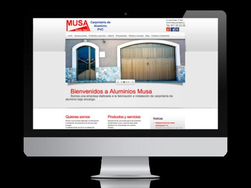 Aluminios Musa